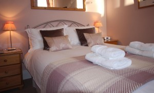 Cliftons Truro Bedroom 3 | Cliftons | Bed & Breakfast | Truro's Premier Guest House