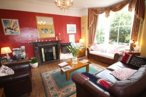 Cliftons Truro Lounge | Cliftons | Bed & Breakfast | Truro's Premier Guest House | Terms