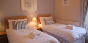 Cliftons Truro Bedroom 6 Twin Beds | Cliftons | Bed & Breakfast | Truro's Premier Guest House