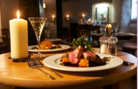 Wig & Pen and Quills Restaurant | Cliftons | Bed & Breakfast | Truro's Premier Guest House