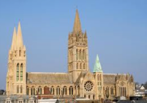 Truro Cathedral | Cliftons | Bed & Breakfast | Truro's Premier Guest House